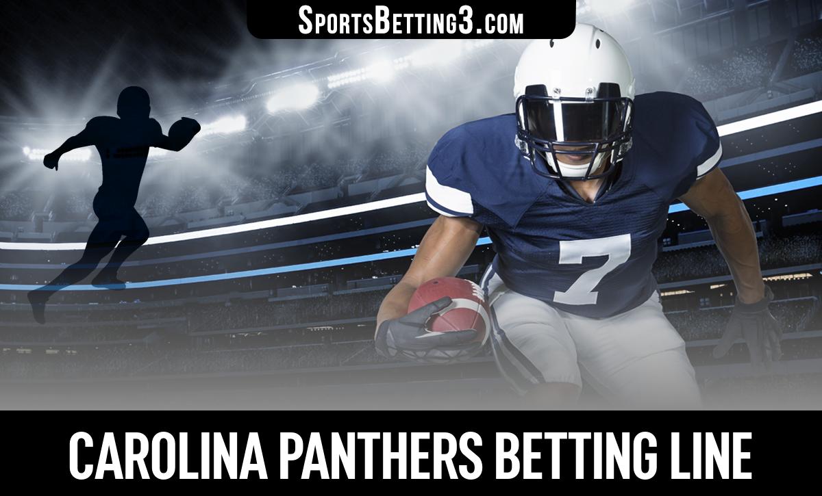 Carolina Panthers Betting Line